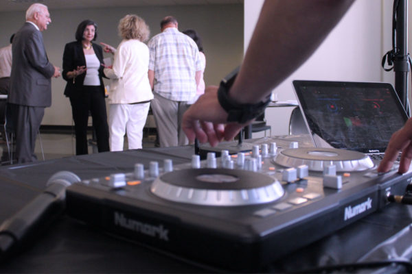 mixing events